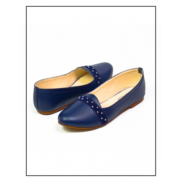 Betti (Blue) Stylish Pumpie for Women in Pakistan ...