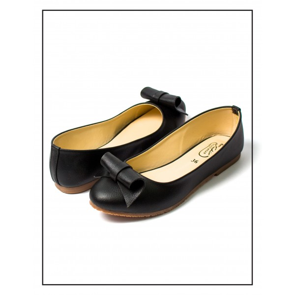 """Iris""  (Black) Stylish Pumpie for Women..."
