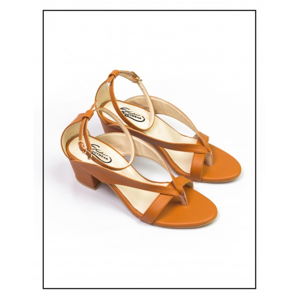 "WOMEN ""MARGOT"" BROWN COMFORTABLE STYLISH..."